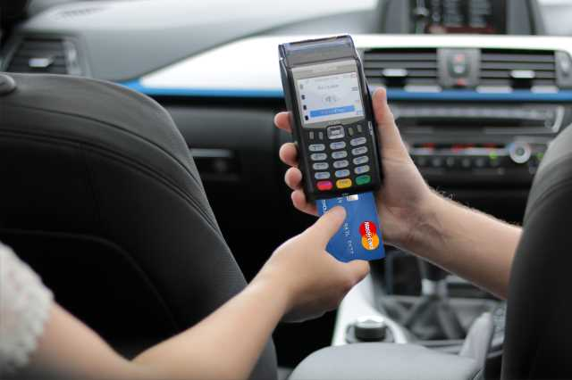 in car payment methods