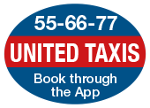 united taxis logo